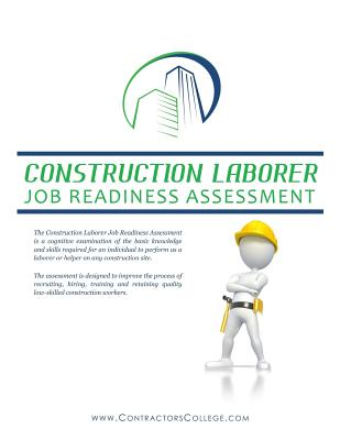 Construction Laborer Job Readiness Assessment - Roussell Mba, MR Norman David