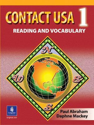 Contact USA 1 - Abraham, Paul, and Mackey, Daphne