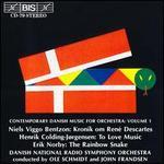 Contemporary Danish Orchestra Music Vol.1