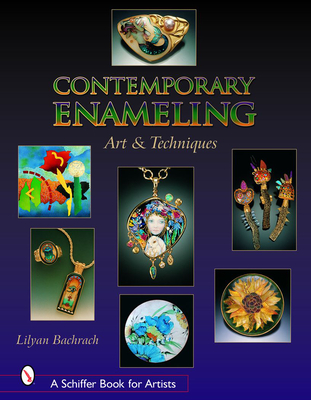 Contemporary Enameling: Art and Technique - Bachrach, Lilyan