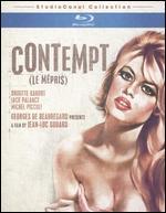 Contempt [Blu-ray] - Jean-Luc Godard