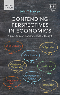 Contending Perspectives in Economics: A Guide to Contemporary Schools of Thought - Harvey, John T