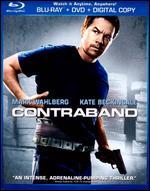 Contraband [2 Discs] [Includes Digital Copy] [UltraViolet] [Blu-ray/DVD] - Baltasar Korm�kur
