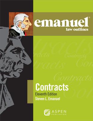 Contracts - Emanuel, Steven L, J.D.
