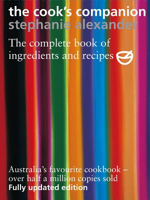 Cook's Companion - Alexander, Stephanie