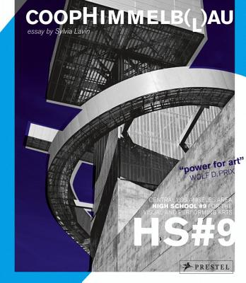 COOP Himmelb(l)Au: Central Los Angeles Area High School #9 for the Visual and Performing Arts - Lavin, S