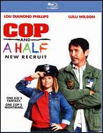 Cop and a Half: New Recruit [Blu-ray] - Jon Rosenbaum