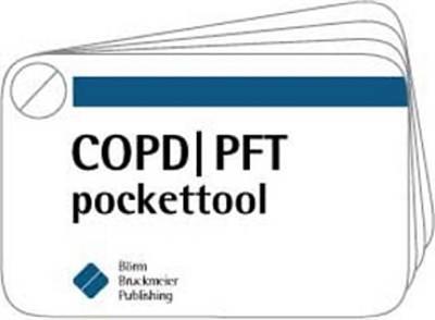 COPD/PFT Pockettool - Jakob, Michael