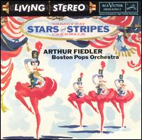 Copland, Gould, Bernstein and others - Boston Pops Orchestra; Arthur Fiedler (conductor)