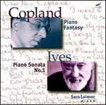 Copland, Ives: Piano Works