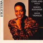 Copland: Songs