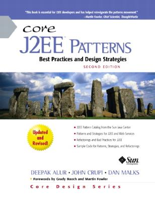 Core J2ee Patterns: Best Practices and Design Strategies - Alur, Deepak, and Crupi, John, and Malks, Dan