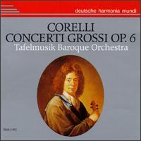 Corelli: Concerti Grossi, Op.6 - Tafelmusik Baroque Orchestra