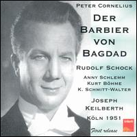 Cornelius: Der Barbier von Bagdad - Anny Schlemm (vocals); Hedi Gura (mezzo-soprano); Horst Günter (baritone); Karl Schiebener (vocals);...
