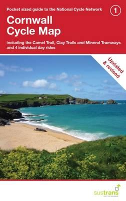Cornwall Cycle Map -
