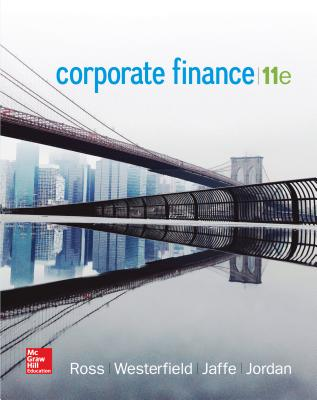 Corporate Finance - Ross, Stephen A, and Jaffe, Jeffrey, and Westerfield, Randolph