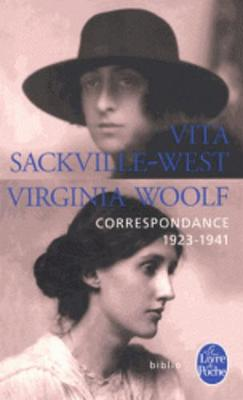 Correspondance 1923-1941 - Sackville-West, Vita, and Woolf, Virginia