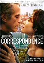 Correspondence - Giuseppe Tornatore