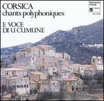 Corsica: Chants Polyphoniques