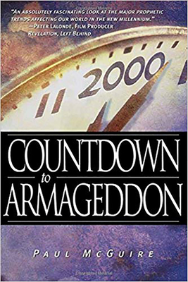 Countdown to Armageddon - McGuire, Paul