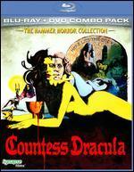 Countess Dracula [2 Discs] [Blu-ray/DVD]