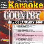 Country Hits of January 2006