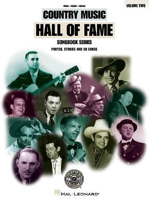 Country Music Hall of Fame Volume 2 - Hal Leonard Corp
