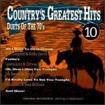 Country's Greatest Hits, Vol. 10: Duets of the 70's