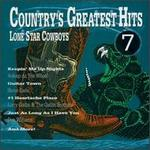 Country's Greatest Hits, Vol. 7: Lone Star Cowboys