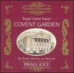 Covent Garden 1904-1939