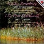 Two Swedish Violin Concertos