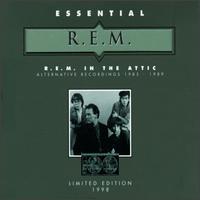 In the Attic: Alternative Recordings 1985-1989 - R.E.M.