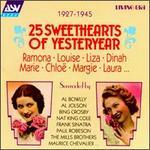 25 Sweethearts of Yesteryear