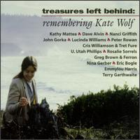 Treasures Left Behind: Remembering Kate Wolf - Various Artists