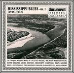 Mississippi Blues: Complete Recorded Works, Vol. 1