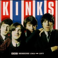 The Songs We Sang for Auntie: BBC Sessions 1964-1977 - The Kinks