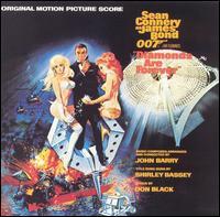 Diamonds Are Forever [Original Motion Picture Soundtrack] - John Barry