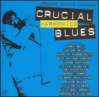 Crucial Harmonica Blues - Various Artists