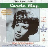 Brill Building Legends - Carole King