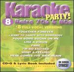 Karaoke Party! Retro 70's & 80's [Disc 2]
