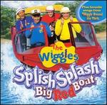 Splish, Splash, The Big Red Boat!