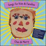 Songs for Kids and Families [Audio Cd] Chas & Merry