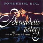 Sondheim, Etc.: Live at Carnegie Hall [15 Track]