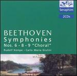 Beethoven: Symphonies Nos. 6 - 9