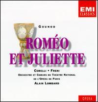 Gounod: Romeo Et Juliette - Christos Grigoriou (vocals); Claude Cales (baritone); Elaine Lublin (vocals); Franco Corelli (tenor); Henrr Gui (vocals);...