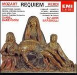Verdi, Mozart: Requiem