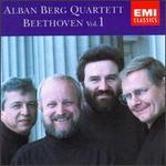 Beethoven: String Quartets Vol. 1