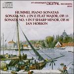 Hummel: Piano Sonatas, Vol. 2