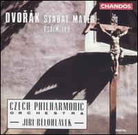 Dvor�k: Stabat Mater; Psalm 149 - Aldo Baldin (tenor); Jaroslav Tvrzsky (harmonium); L�via �ghov� (soprano); Ludek Vele (bass); Marga Schiml (contralto);...