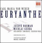Weber: Euryanthe / J. Norman, Gedda, R. Hunter, Krause, S. Vogel; Janowski